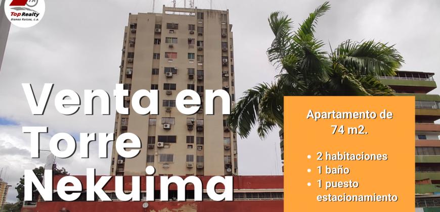 Venta apartamento Torre Nekuima. Alta Vista